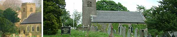 Images of Wincle Church